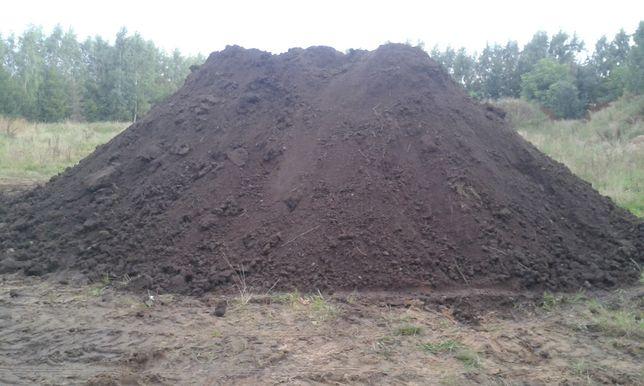 Czarnoziem Ziemia Urodzajna Hummus Trawnik Ogród Czarnaziemia