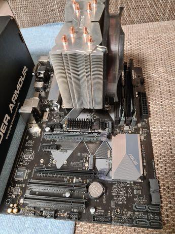 Топ Игровой ПК intel i7 8700k, b360+ , HyperX 16 gb, ssd m2 nvme выбор