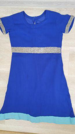 Платье на девочку 5 - 6 лет