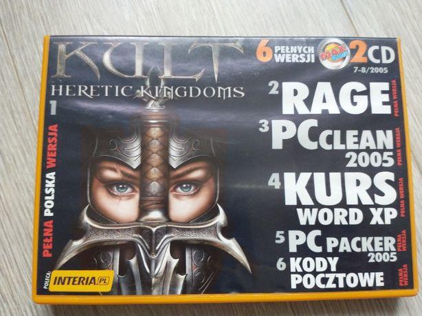 Kult Heretic Kingdoms (gra na PC) PL