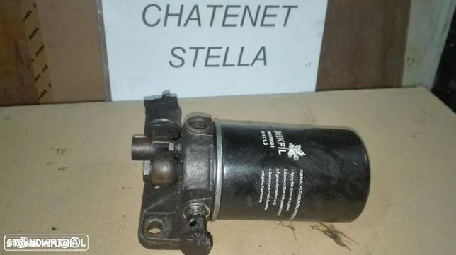 Corpo filtro gasóleo motor Lombardini