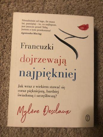 Francuzki dojrzewają najpiękniej książka