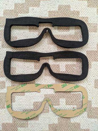 Esponjas para oculos FPV Fatshark