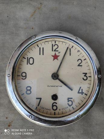 Часы корабельные (антимагнитные СССР)