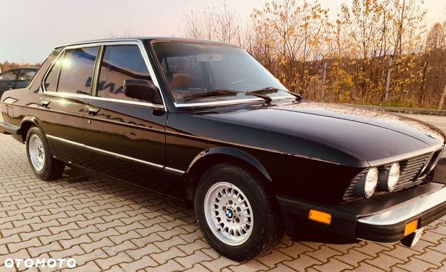 BMW Seria 5 Klima, El. fotele, szyby Import Texas Bez rdzy