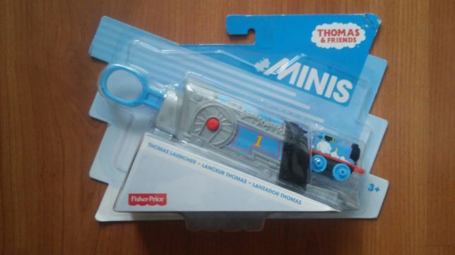 """Wyrzutnia minilokomotywek """"Thomas &Friends."""