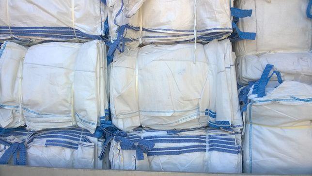 Worki Big Bag na Węgiel Kruszywa Kostkę 90x90x125 cm