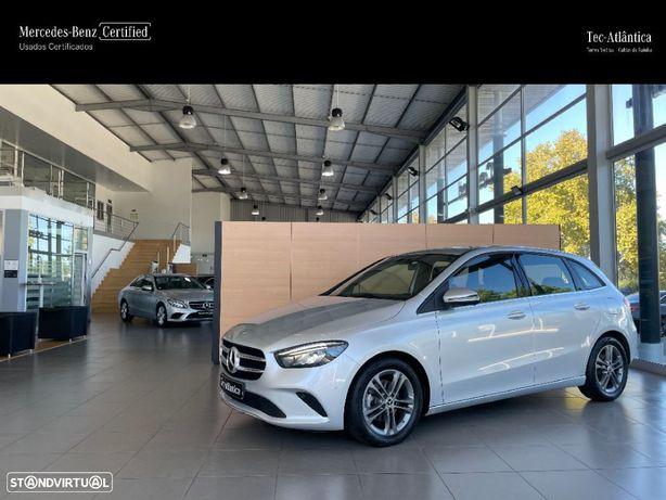 Mercedes-Benz B 180 d Style Plus Aut.
