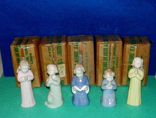 VISTA ALEGRE -- Anjos Cantores - Embalagem Original