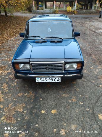 Продам ВАЗ 2107 2004 год