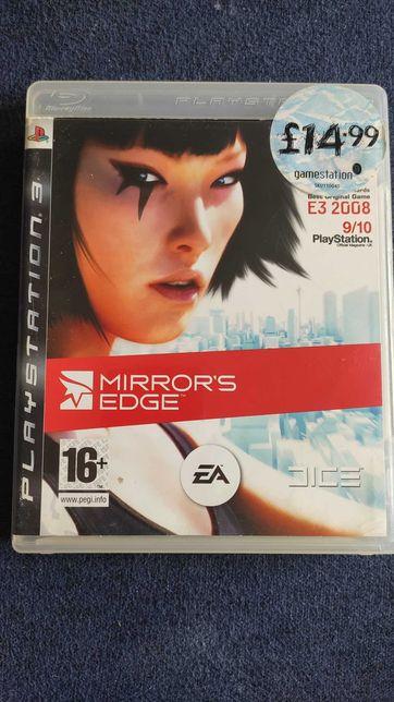 Gra Mirror's Edge na PS3, PlayStation Mirror's Edge
