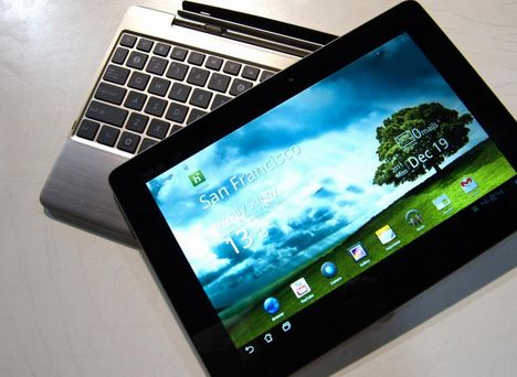 Tablet COmbo laptop Asus Trasformer Pad tf300t