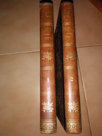 Dois livros de 1857 - O Vaticinio