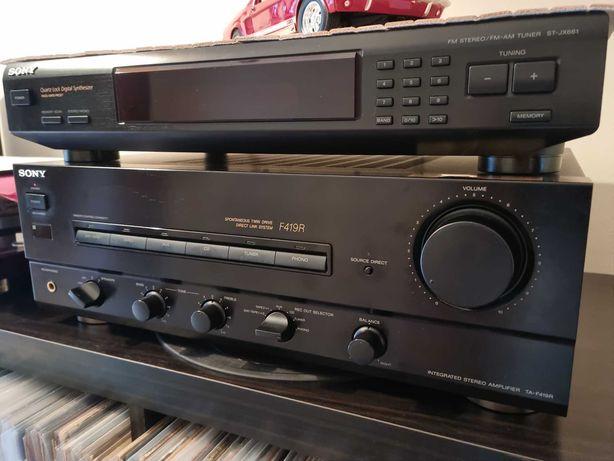 Amplificador Sony F419R