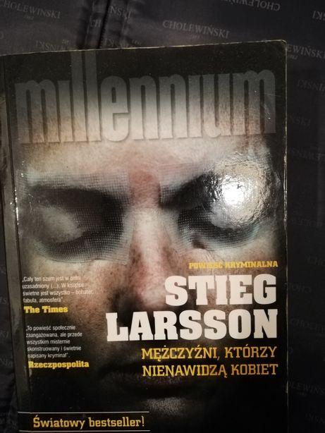 Stieg Larsson Mężczyźni którzy nienawidzą kobiet