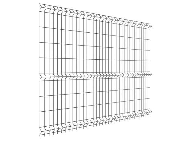 Panel ogrodzeniowy 173 x 250 cm antracytowy