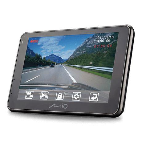 Nawigacja MIO Combo 5207 LM + wideorejestrator + 2 karty pamięci
