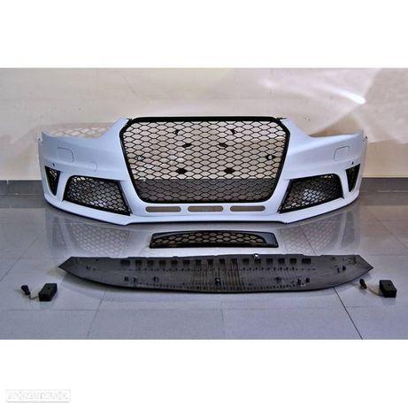 Para-choques frontal Audi A4 B8, de 2011-2015 RS4 Look em plastico ABS