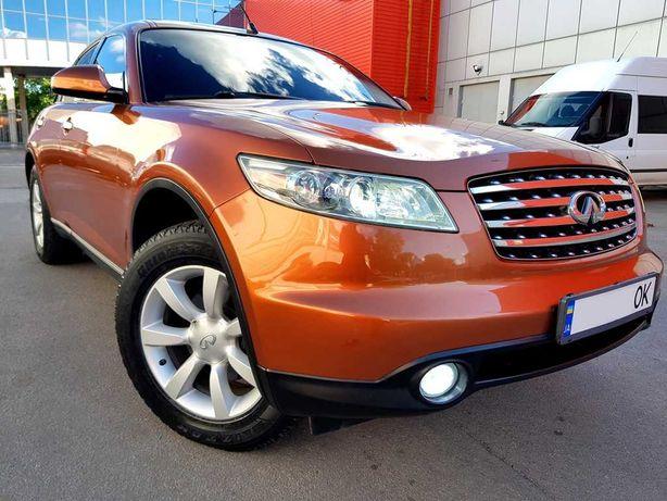Продам INFINITI FX 35 GAZ  Maximal    Идеальное состояние