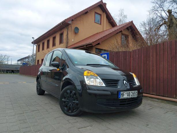 Renault Modus 2006r*1.6*niski przebieg 84ty!*nowy rozrząd*klima