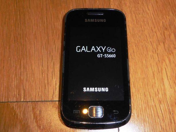 Telemóvel Samsung Galazy Gio GT-S5660 (Bloqueado à Vodafone)