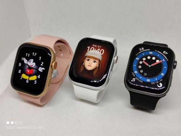 Аналог Apple Watch 6, модель HiWatch 6 Pro с функцией ответа на звонок