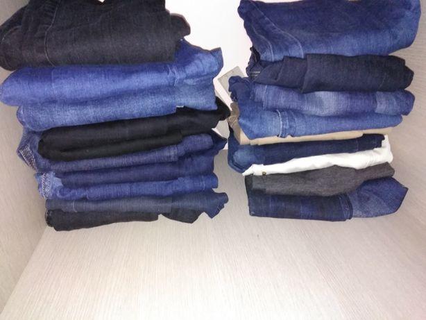 Mega duzy wybor spodni jeansowych rurki slim lee wrangler mohito gstar