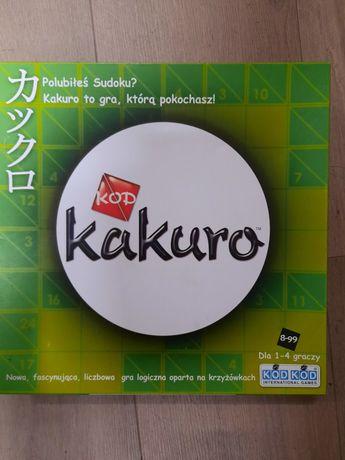 Kod Kakuro gra planszowa