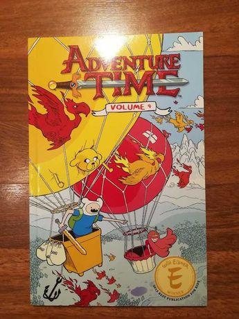 Adventure Time - Volume 4 - ENG