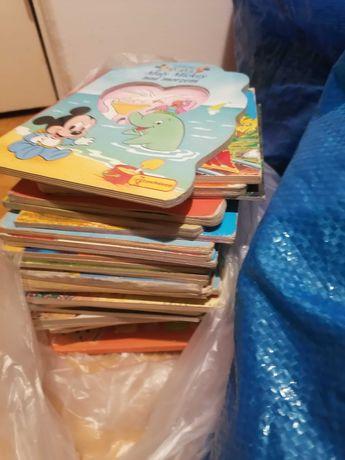 Zabawki i książeczki do oddania
