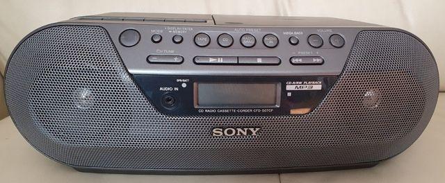 Radioodtwarzacz Sony CFD-S07CP