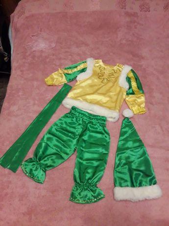 Детский новогодний костюм Гномика (5-7 лет)