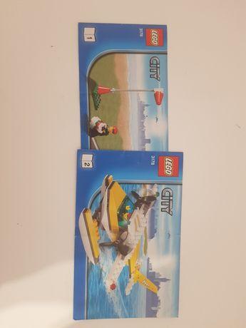 Lego City 3178 Samolot