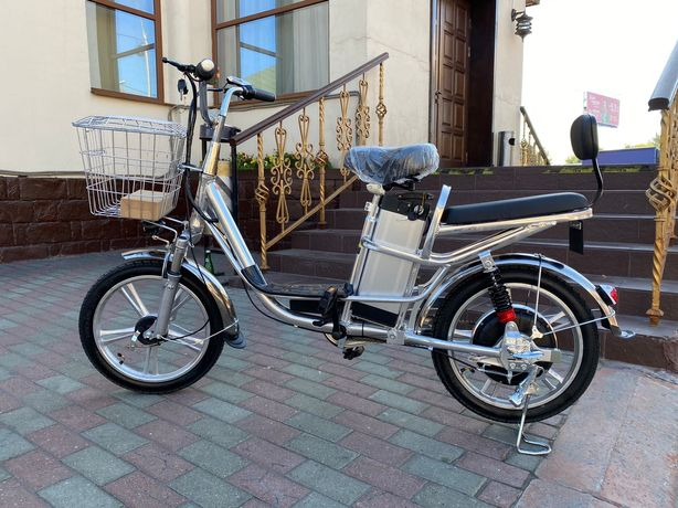 Электровелосипед электросамокат велосипед