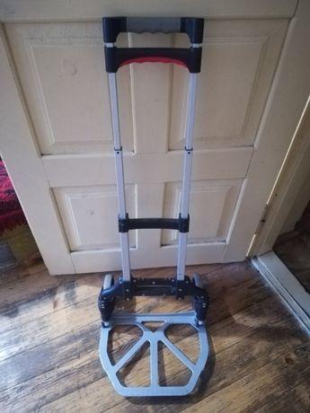 Składany wózek transportowy