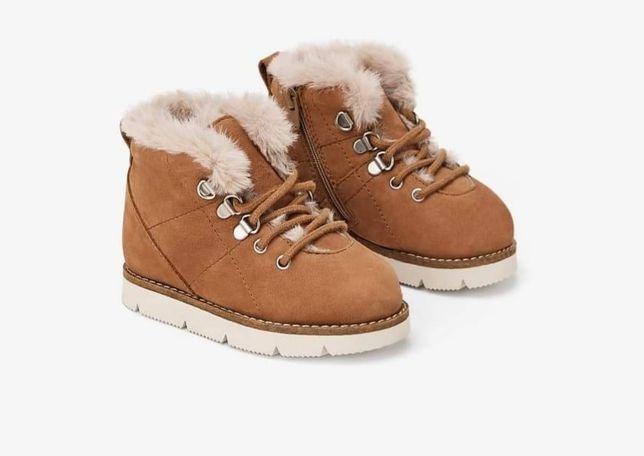 Sprzedam buty zimowe dziecięce ZARA