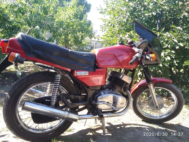 Продам Мотоцикл JAWA350