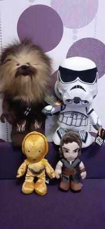 Мягкие игрушки Star Wars Disney, Lego