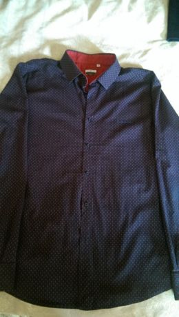 Рубашка мужская размер 46-48