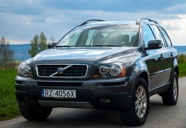 Volvo XC90 2,4 D5 7-osobowe