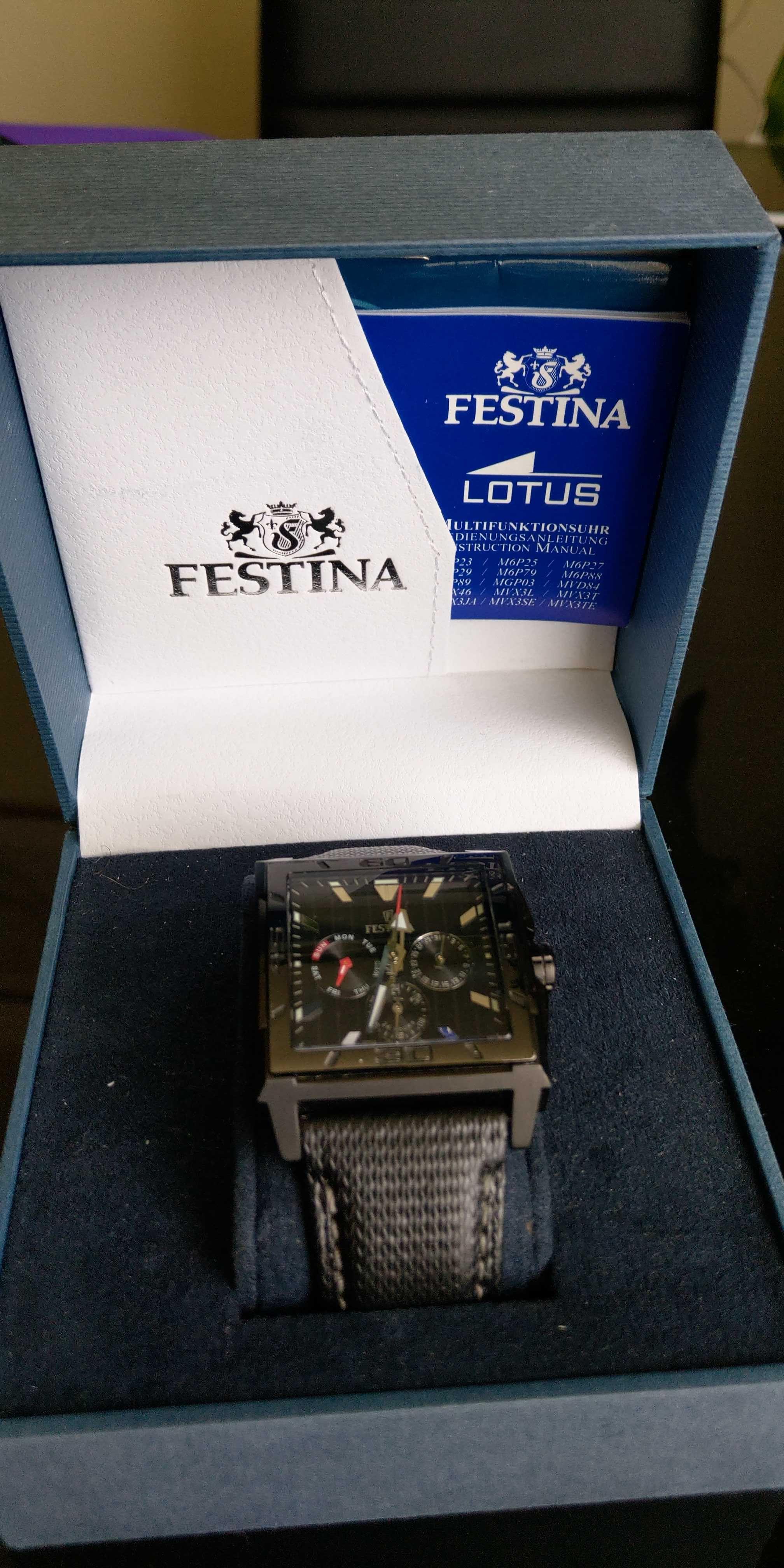 Nowy Zegarek Festina F16569