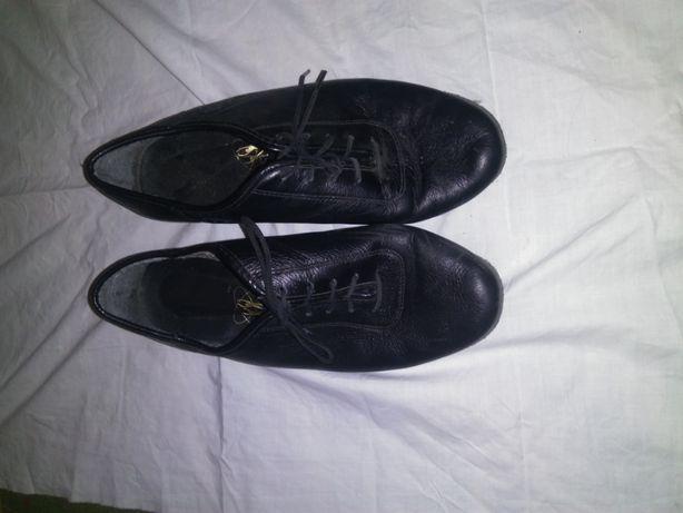 Продам туфли для бальных танцев,мужские Club Dance.