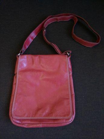 Фірмова жіноча сумочка Flacco ( Італія ) з натуральної шкіри.