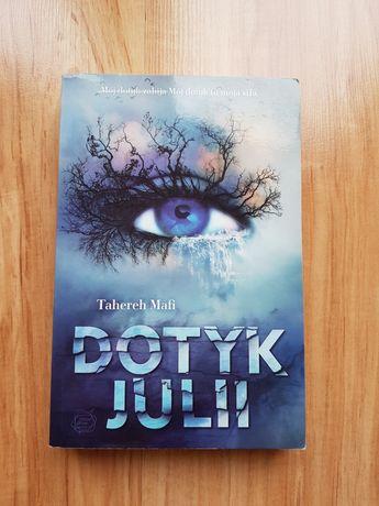 Dotyk Julii - Tahereh Mafi