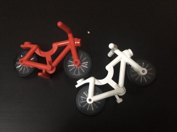 фигурки лего/lego велосипеды