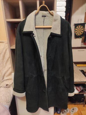 Дубленка мужская куртка пальто