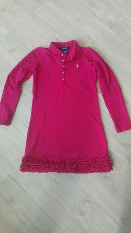 Sukienka Ralph Lauren roz. 8-10 lat