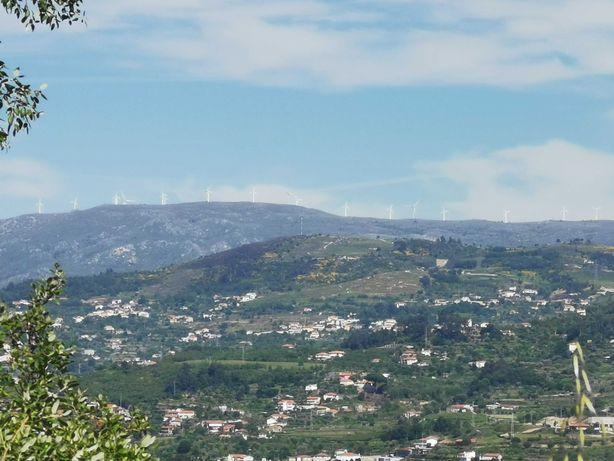 Terreno com vistas rio Douro