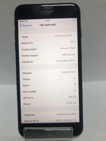 Apple iPhone 7 Plus 256Gb Black (MN4W2) (14487826)