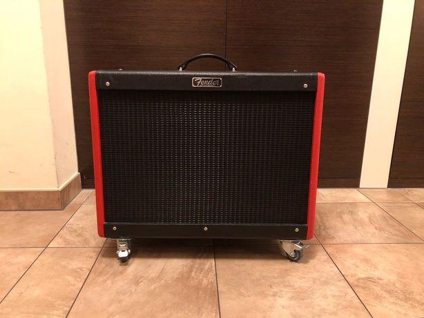Fender Hot Rod deluxe III red coat